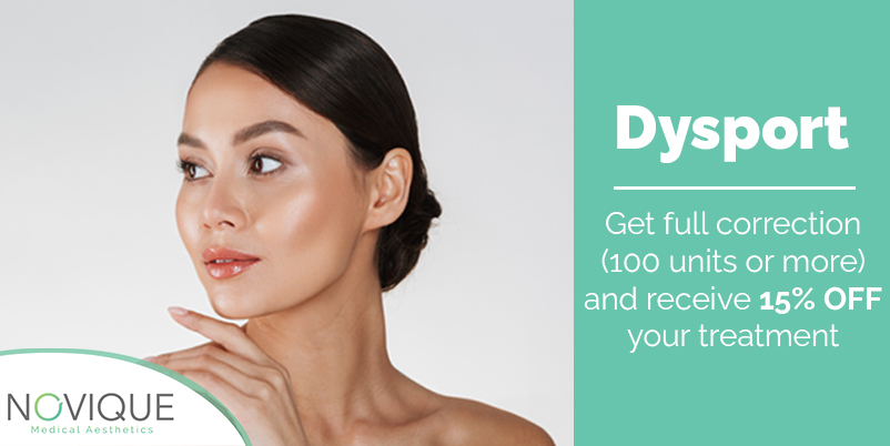 dysport may specials | Skin Tightening | Novique Medical Aesthetic | Doylestown, PA
